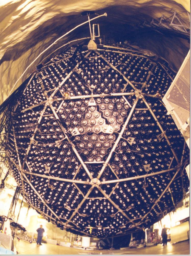 Detector de Neutrinos Subdury