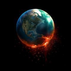 ASSUSTADOR: Este GIF mostra a real situação do aquecimento global