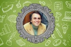 As dicas de produtividade de Carl Sagan
