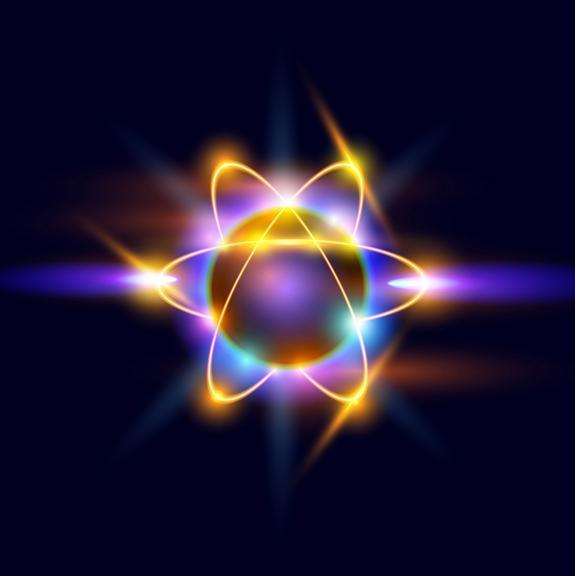 Como é um átomo? Qual o tamanho de um átomo? Como se parece um átomo?