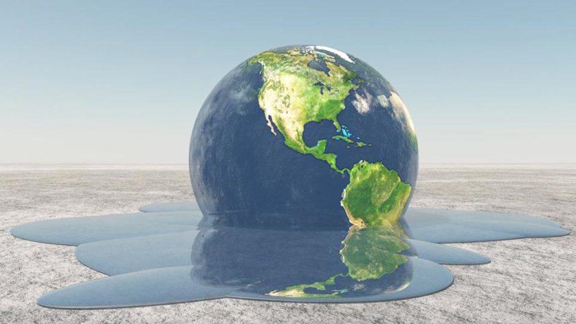 mudança climática países