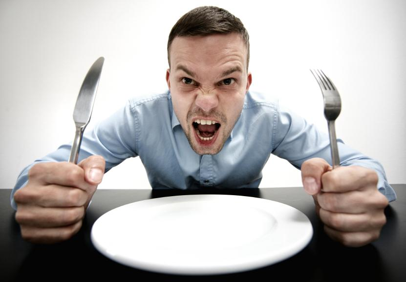 dieta fome