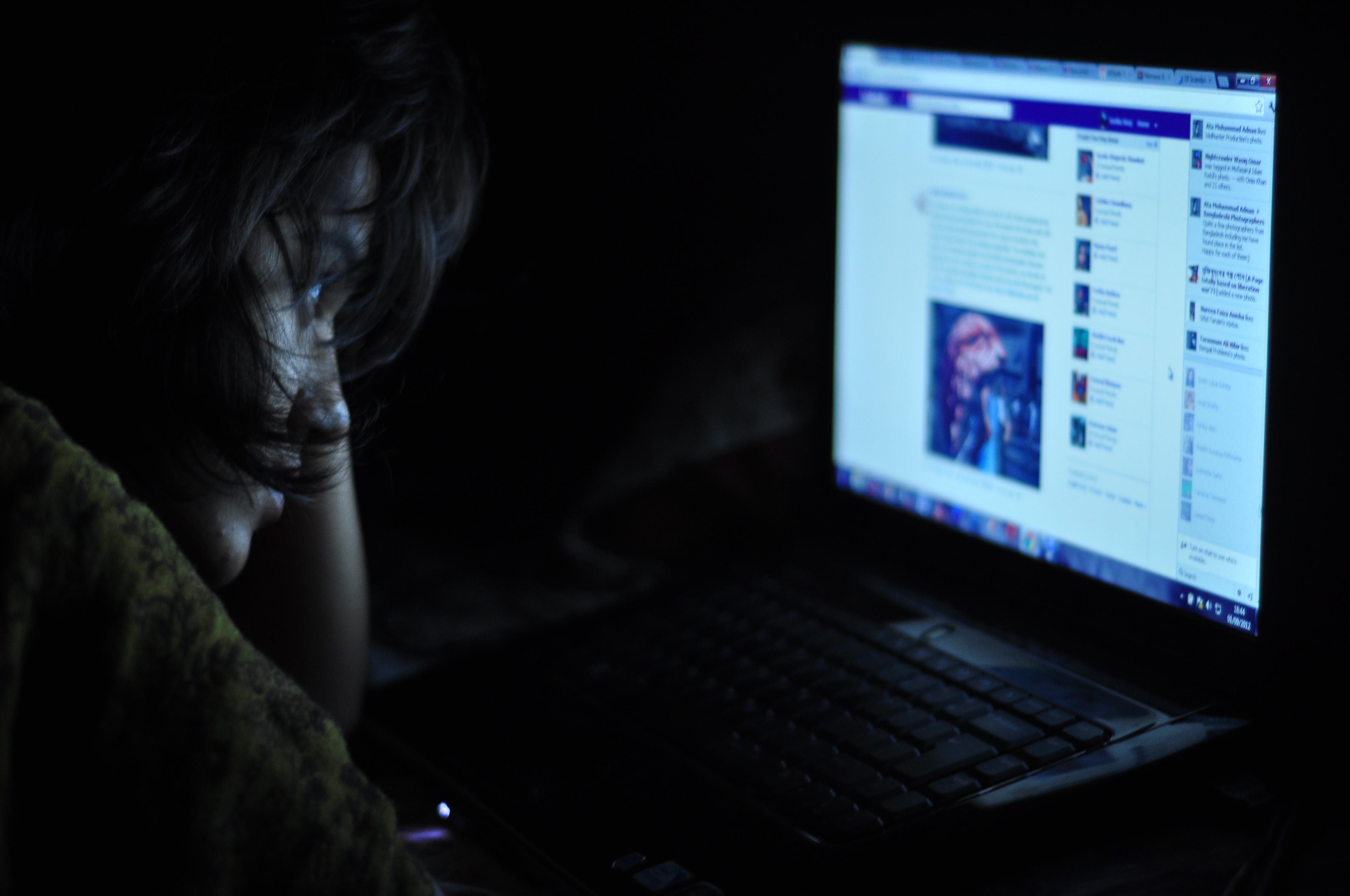 O Facebook, a inveja e a depressão