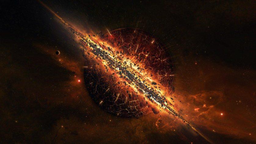 Três maneiras que o universo poderia acabar