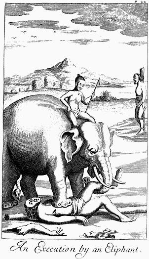 elefante carrasco história