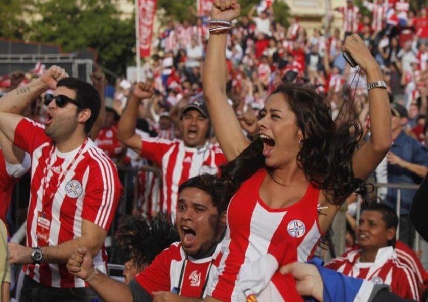 felicidade paraguai
