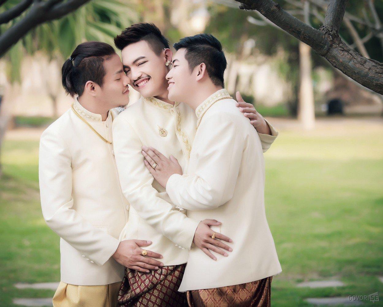 Thailand Threesome