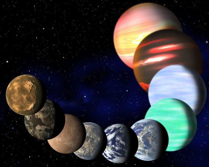 formas de acabar com o sistema solar 9