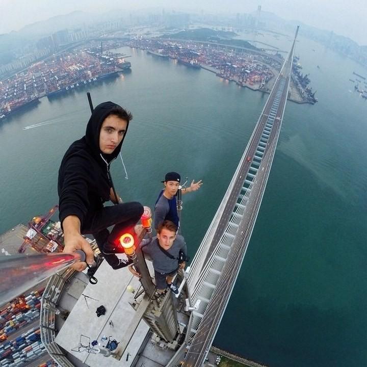 selfies nas alturas 15