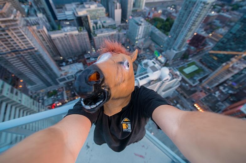selfies nas alturas 20