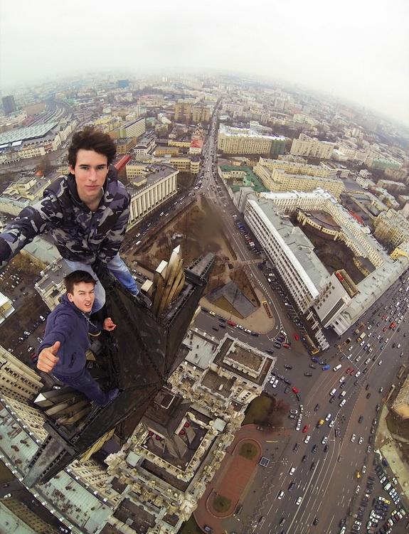 Edifício Kudrinskaya Square, Moscou, Rússia, 160 metros de altura
