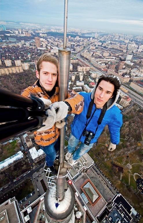 Edifício Triumph Palace, Moscou, Rússia, 263 metros de altura