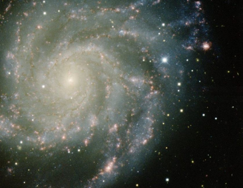 Supernova SN 2011fe