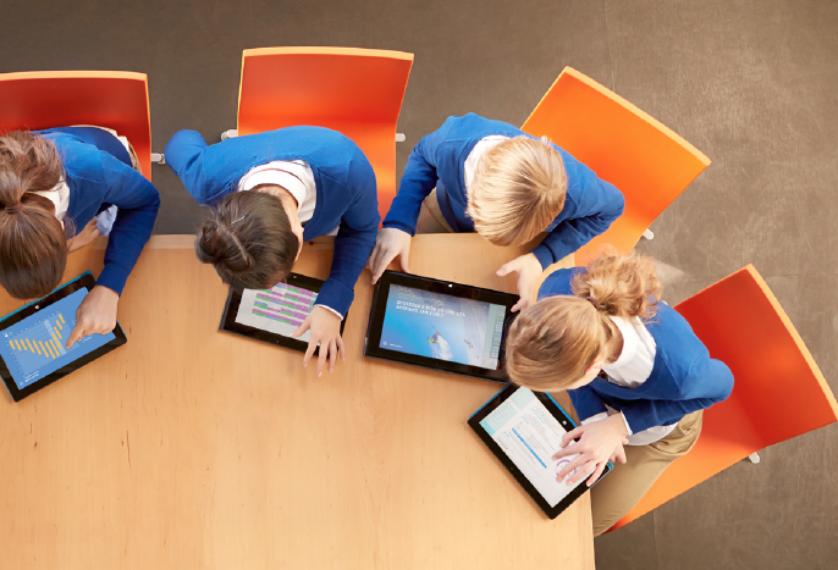 tecnologia sala de aula