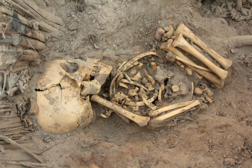 descobertas arqueologicas macabras 5
