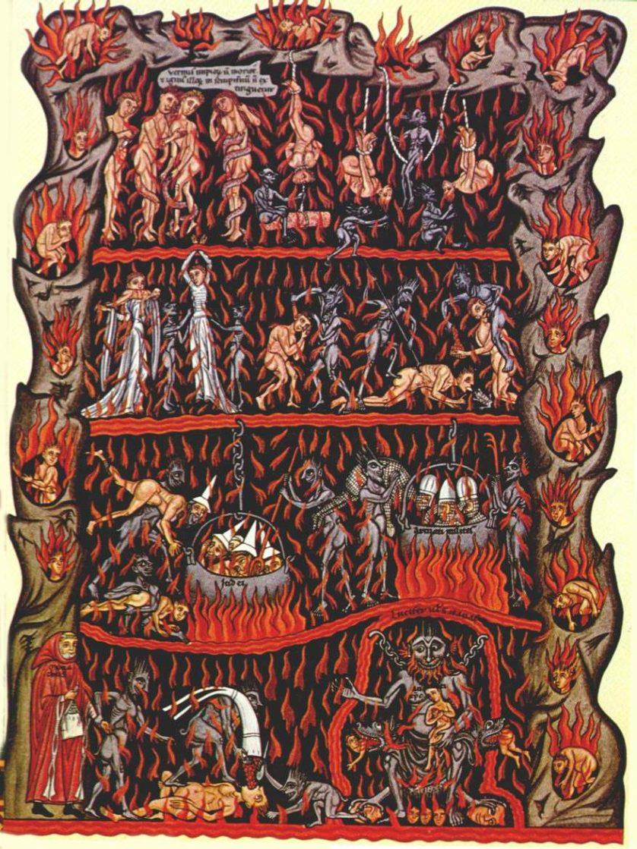 castigos no inferno 4