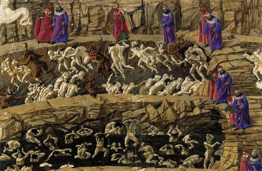 castigos no inferno 9
