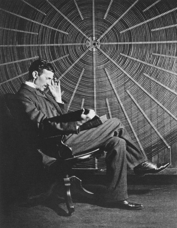 fatos inconvenientes sobre Nikola Tesla 6