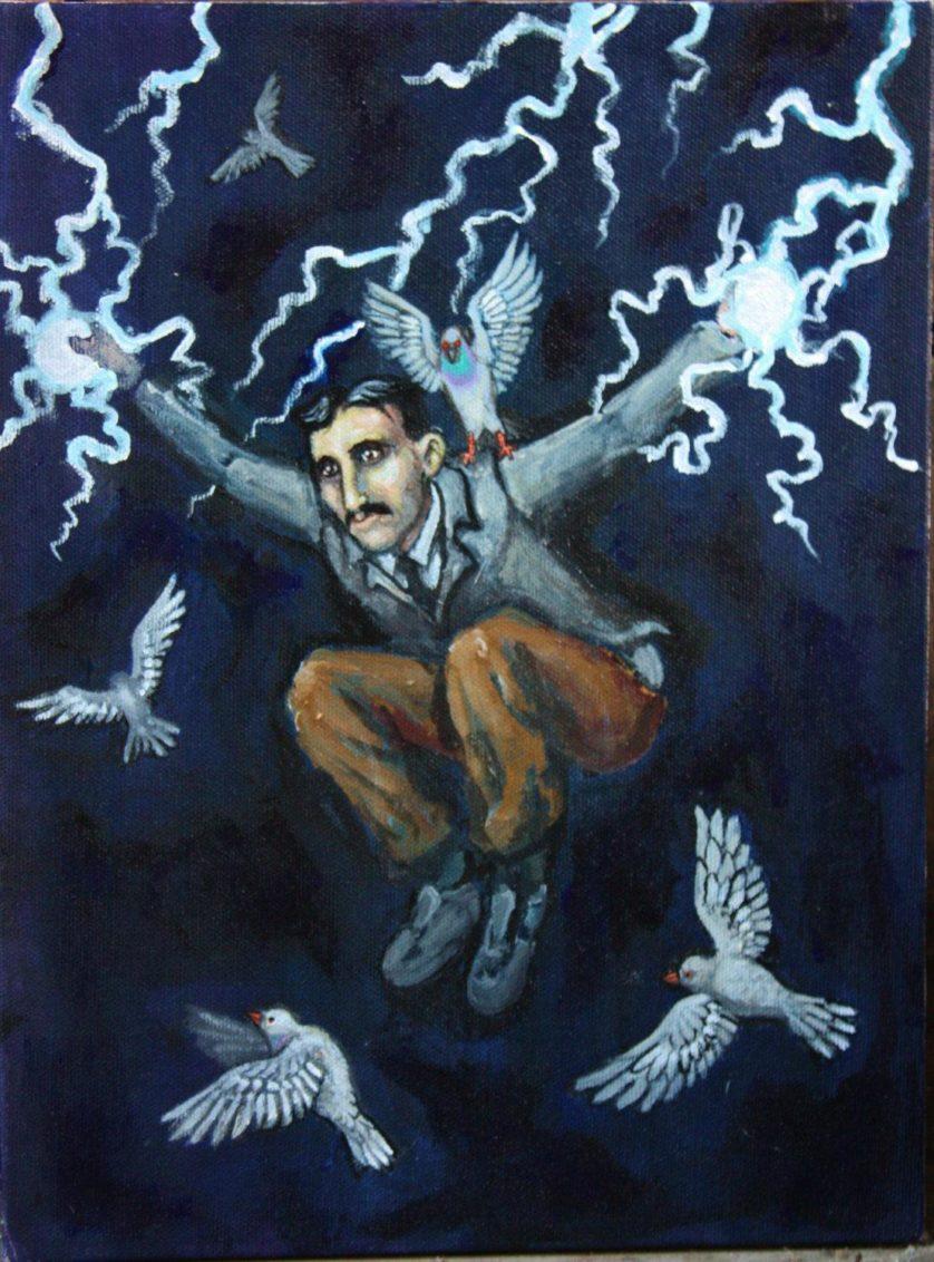 fatos inconvenientes sobre Nikola Tesla 7