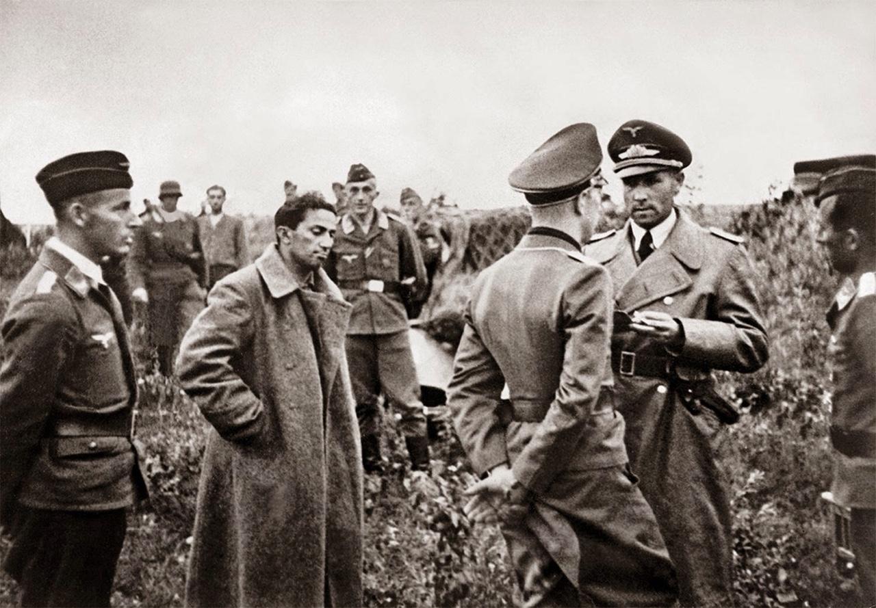 A Segunda Guerra Mundial em fotos que você nunca imaginou