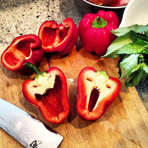 frutas e legumes que parecem outra coisa 13