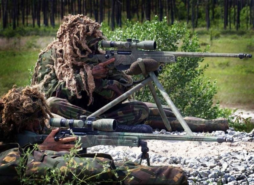 5 franco-atiradores com façanhas incríveis