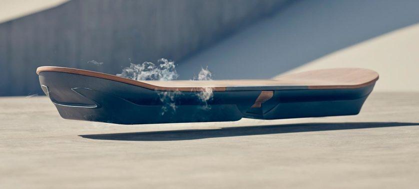 tecnologia hoverboard levitacao