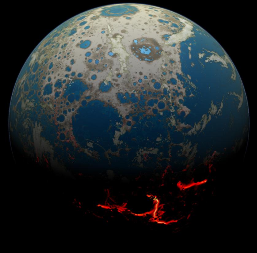História da Terra bizarrices da antiga Terra 2
