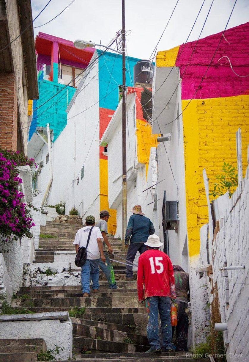 governo mexico grafite (6)