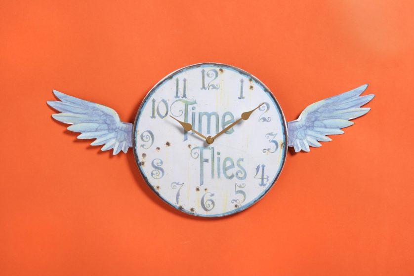 como percebemos o tempo