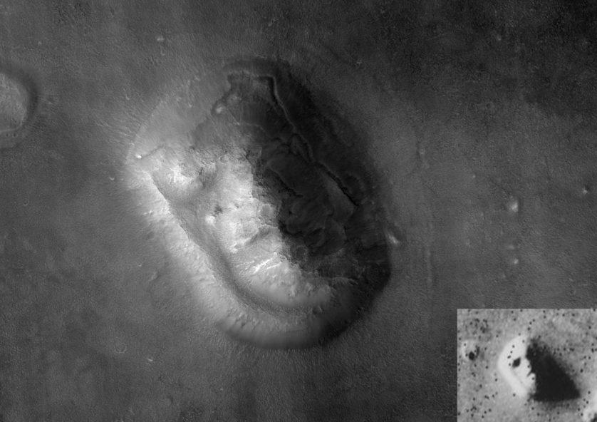 rostos do sistema solar (2)