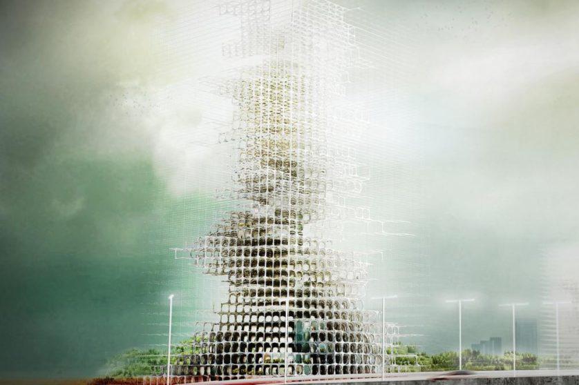 arquitetura hipotetica 8