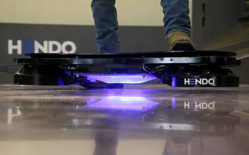 Real Hoverboard