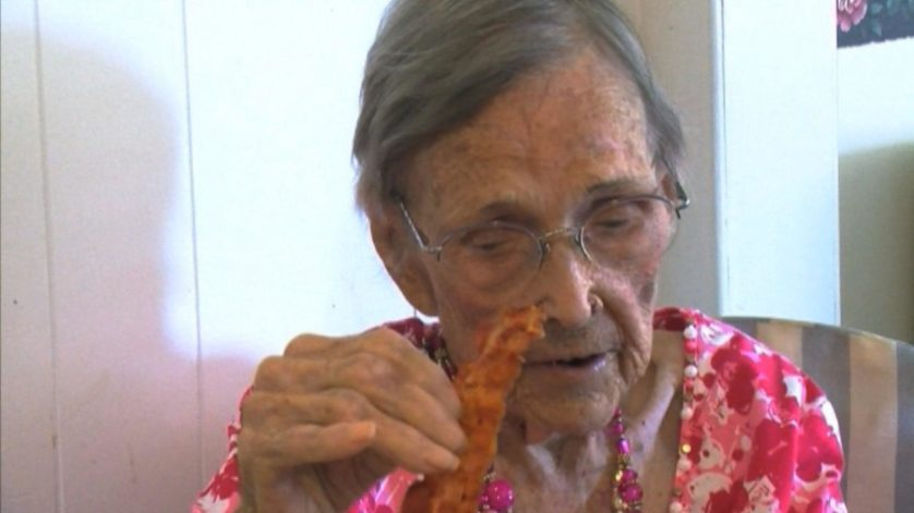 NS TX Bacon Loving Gran