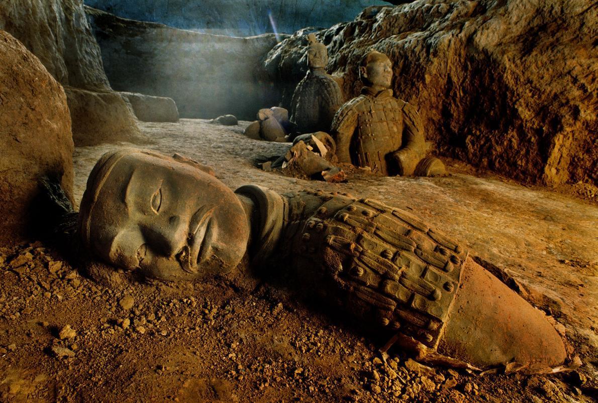 mistérios do mundo descobertas arqueologicas deste seculo (3)