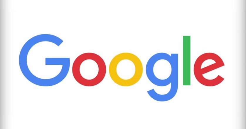 O novo logotipo do Google