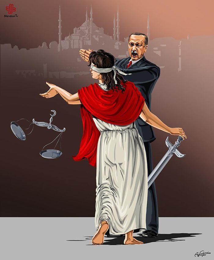 ilustracoes politica 10