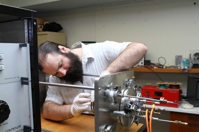 motor de ions eficiente