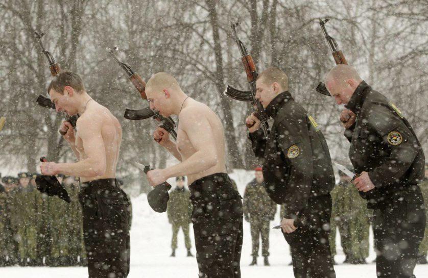 treinamentos militares insanos 1-----