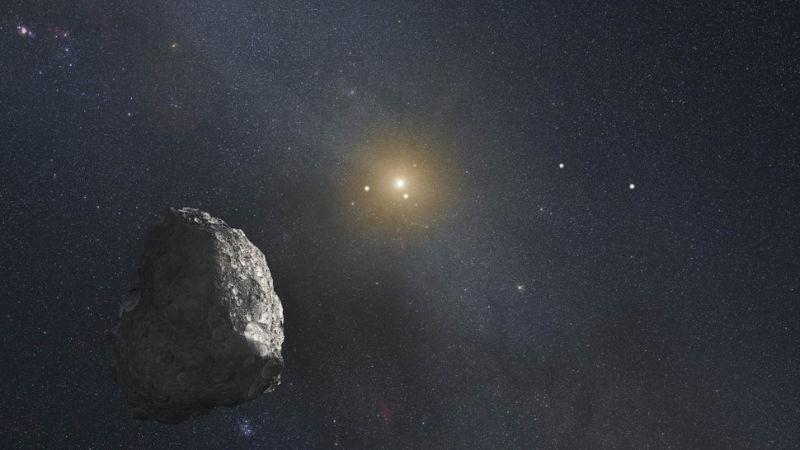 asteroide outubro de 2015