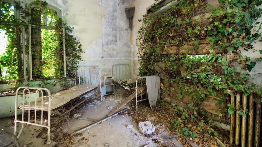 lugares assustadores Poveglia: A Venice Lagoon Island of Sadness and Horror