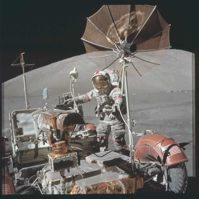 missão Apollo fotos