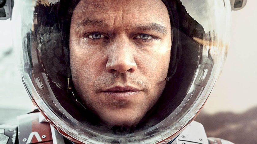 Confie em mim: assista Perdido em Marte neste fim de semana
