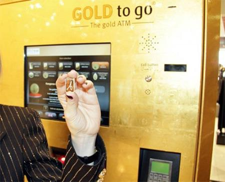 ouro vending machines