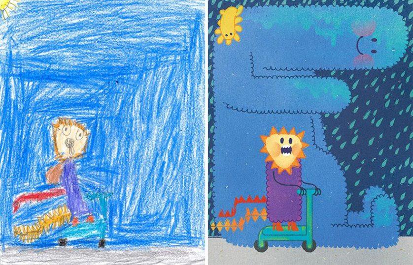 desenhos de monstros arte (12)