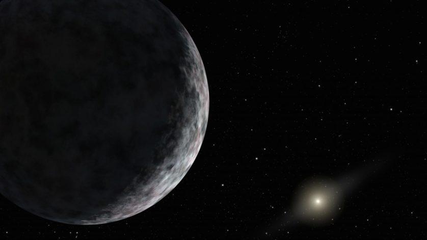 planetas descobertos Impressão artística de