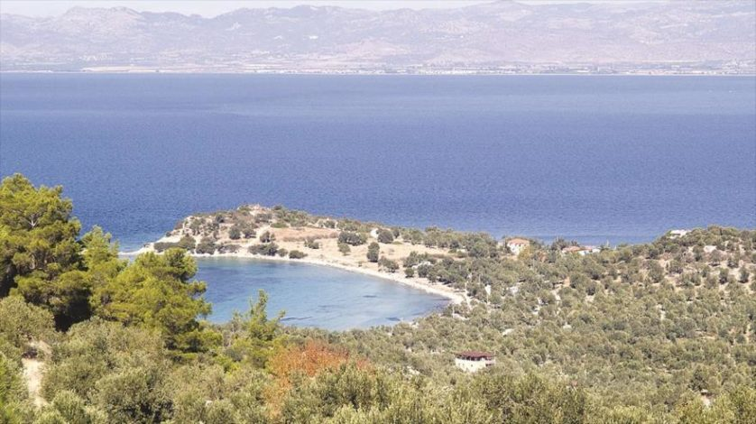 ilha perdida grega