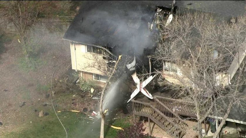 Sobreviventes Colorado Small Plane Crash
