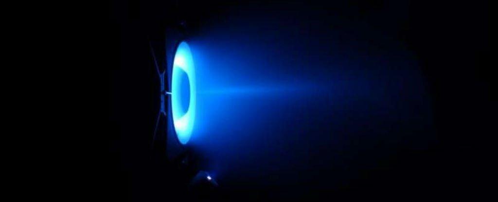 Motor de plasma pode revolucionar missões espaciais