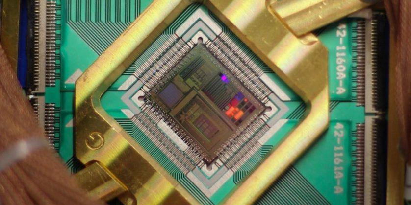 computador quantico google